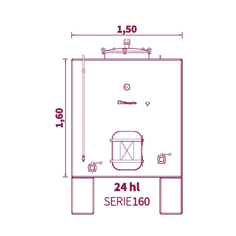 Depósito 24hl