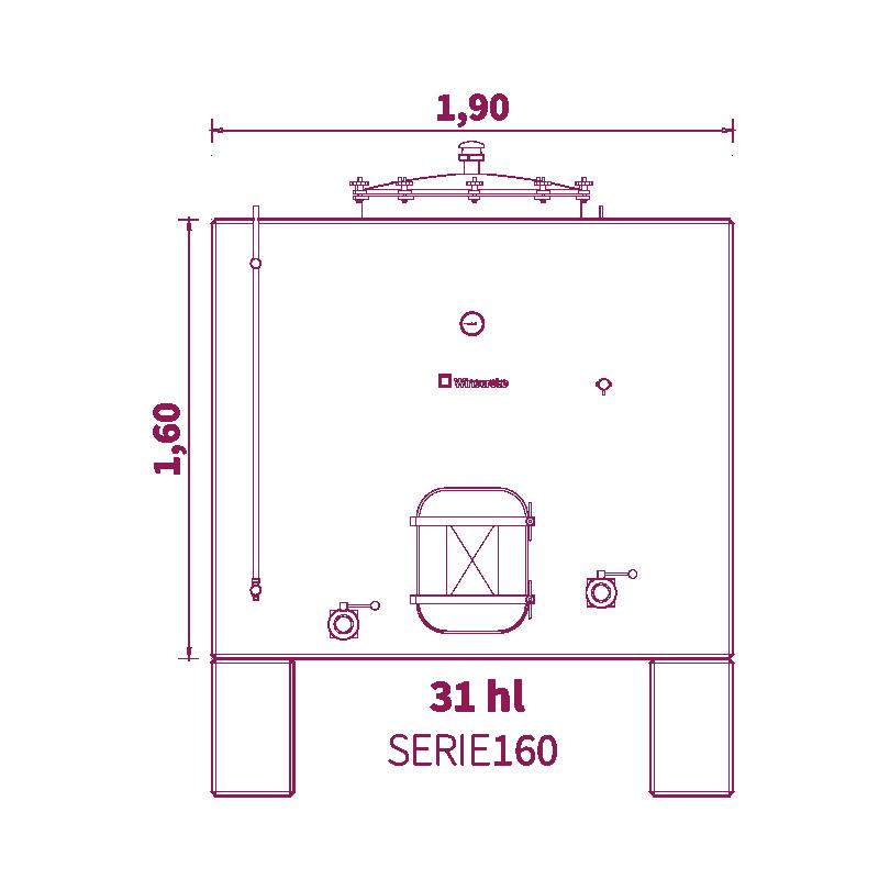 Depósito 31hl