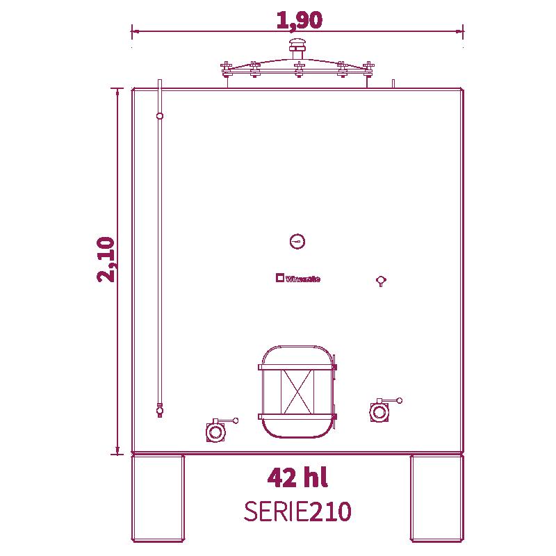 Depósito 41hl